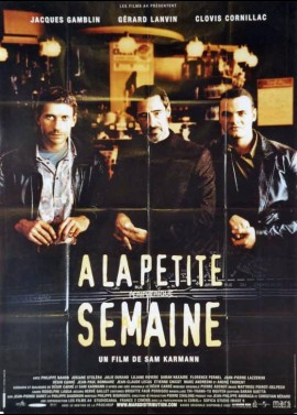 A LA PETITE SEMAINE movie poster