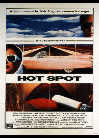 HOT SPOT (THE) movie poster