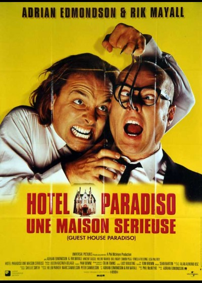 GUEST HOUSE PARADISO movie poster
