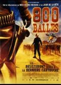 800 BALAS / OCHOCIENTAS BALAS