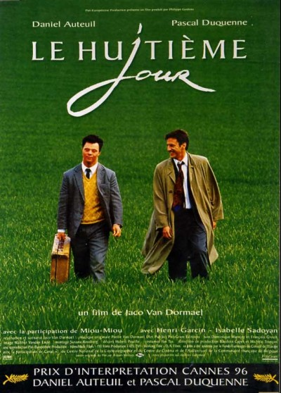 HUITIEME JOUR (LE) movie poster