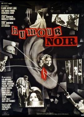 affiche du film HUMOUR NOIR
