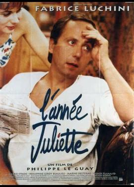 ANNEE JULIETTE (L') movie poster