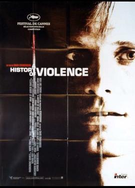 affiche du film A HISTORY OF VIOLENCE