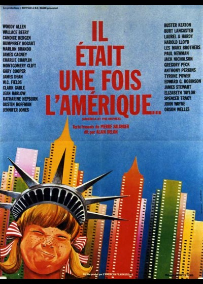 AMERICA AT THE MOVIES movie poster
