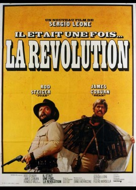 affiche du film IL ETAIT UNE FOIS LA REVOLUTION