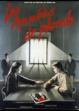 affiche du film ANNEES DE PLOMB (LES)