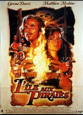affiche du film ILE AUX PIRATES (L')
