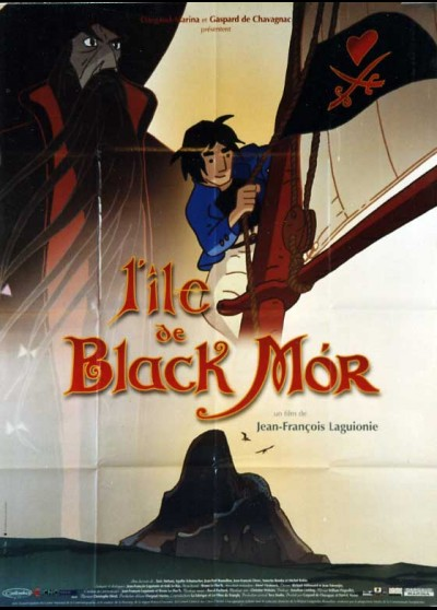 ILE DE BLACK MOR (L') movie poster