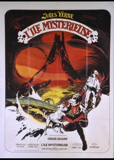 ISLA MISTERIOSA Y EL CAPITAN NEMO (LA) movie poster