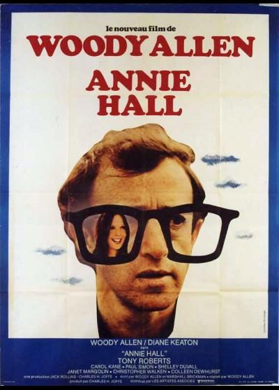 ANNIE HALL movie poster