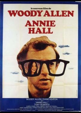 affiche du film ANNIE HALL