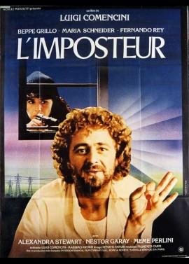 affiche du film IMPOSTEUR (L')