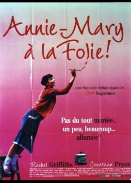 affiche du film ANNIE MARY A LA FOLIE