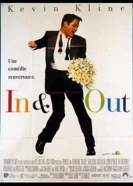 IN AND OUT movie poster