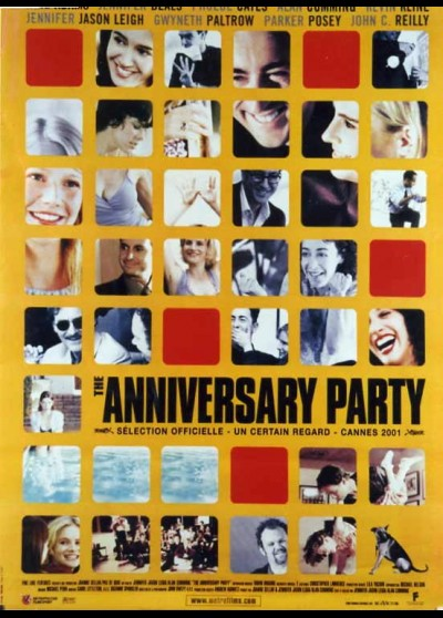 affiche du film ANNIVERSARY PARTY (THE)