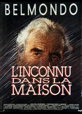 INCONNU DANS LA MAISON (L') movie poster