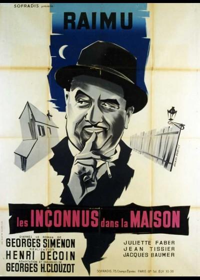 INCONNUS DANS LA MAISON (LES) movie poster