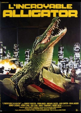 ALLIGATOR movie poster