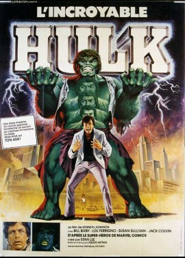 INCREDIBLE HULK (THE) movie poster