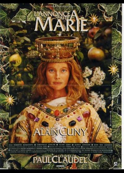 affiche du film ANNONCE FAITE A MARIE (L')