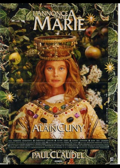 ANNONCE FAITE A MARIE (L') movie poster