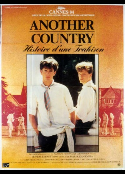 ANOTHER COUNTRY movie poster