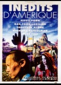 INEDITS D'AMERIQUE / HAPPY PORN / TOGETHER ALONE / SURE FIRE / GAS FOOD LODGING