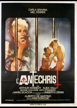 affiche du film ANTECHRIST (L')