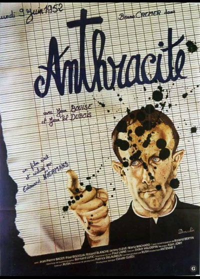 ANTHRACITE movie poster