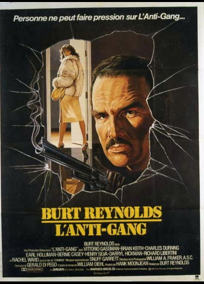 affiche du film ANTI GANG (L')