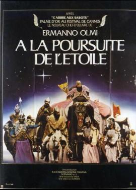 affiche du film A LA POURSUITE DE L'ETOILE