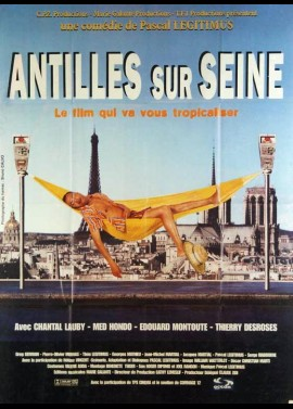 ANTILLES SUR SEINE movie poster
