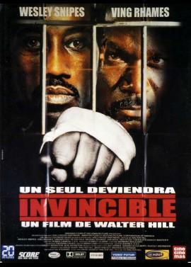 UNDISPUTED movie poster