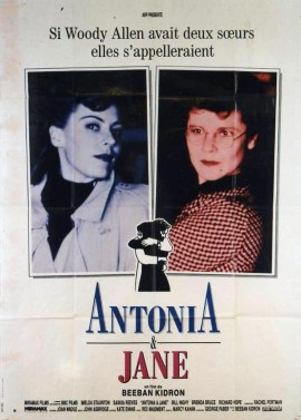 ANTONIA AND JANE movie poster
