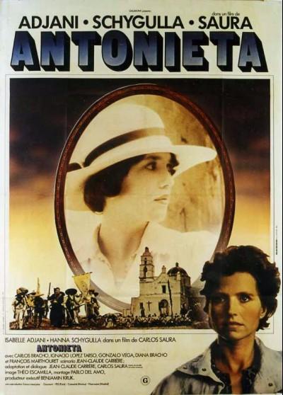 affiche du film ANTONIETA