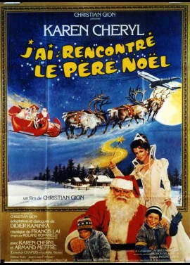 J'AI RENCONTRE LE PERE NOEL movie poster