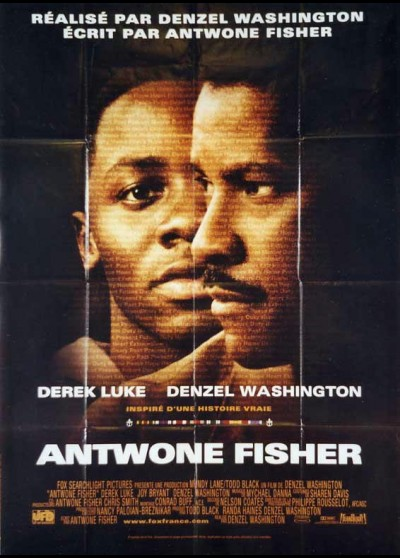 ANTWONE FISHER movie poster