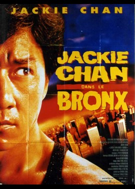 HONG FAA KUI / RUMBLE IN THE BRONX movie poster