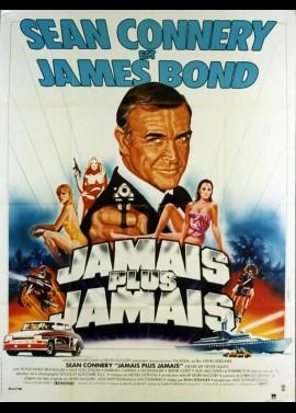 affiche du film JAMAIS PLUS JAMAIS