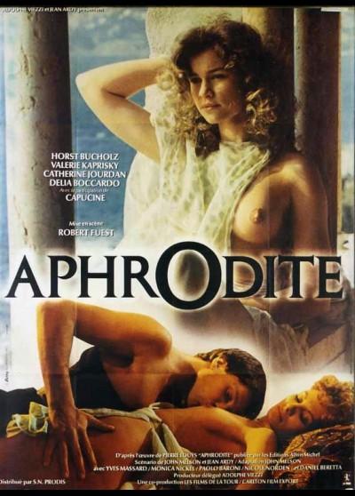 APHRODITE movie poster
