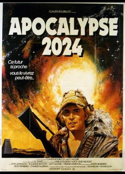 affiche du film APOCALYPSE 2024