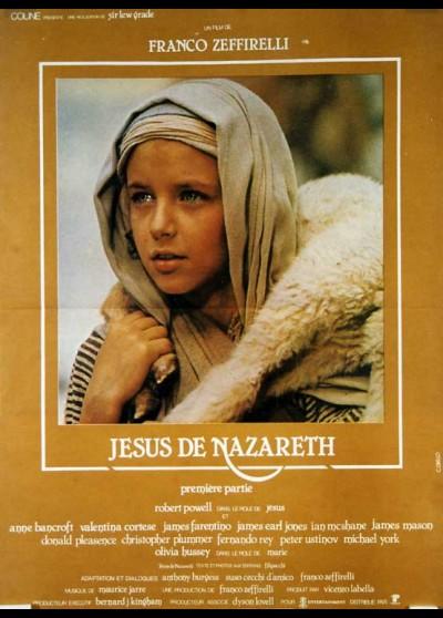 JESUS OF NAZARETH movie poster