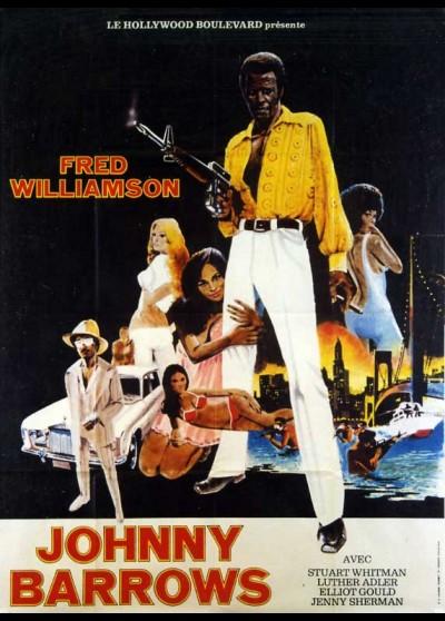 JOHNNY BARROWS movie poster