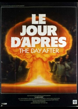 DAY AFTER (THE) movie poster