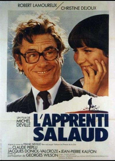 affiche du film APPRENTI SALAUD (L')