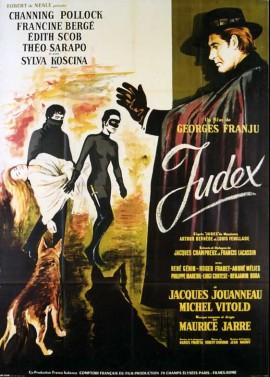 affiche du film JUDEX