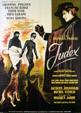 JUDEX movie poster
