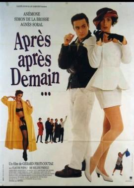 APRES APRES DEMAIN movie poster
