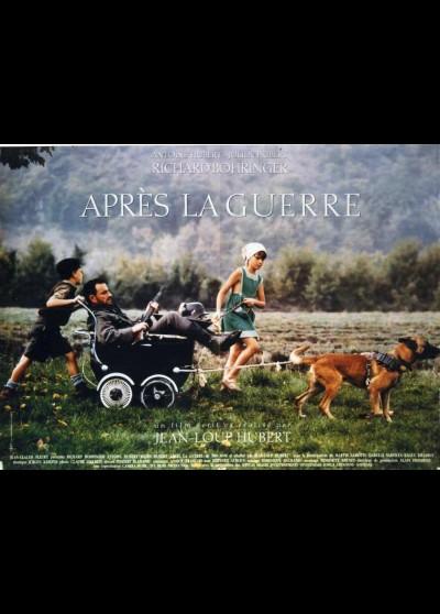 affiche du film APRES LA GUERRE